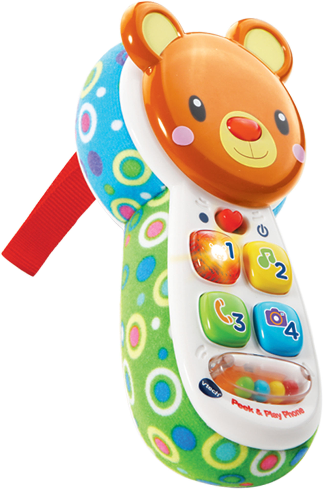 VTech Baby Peek & Play Phone Electronic Musical Education