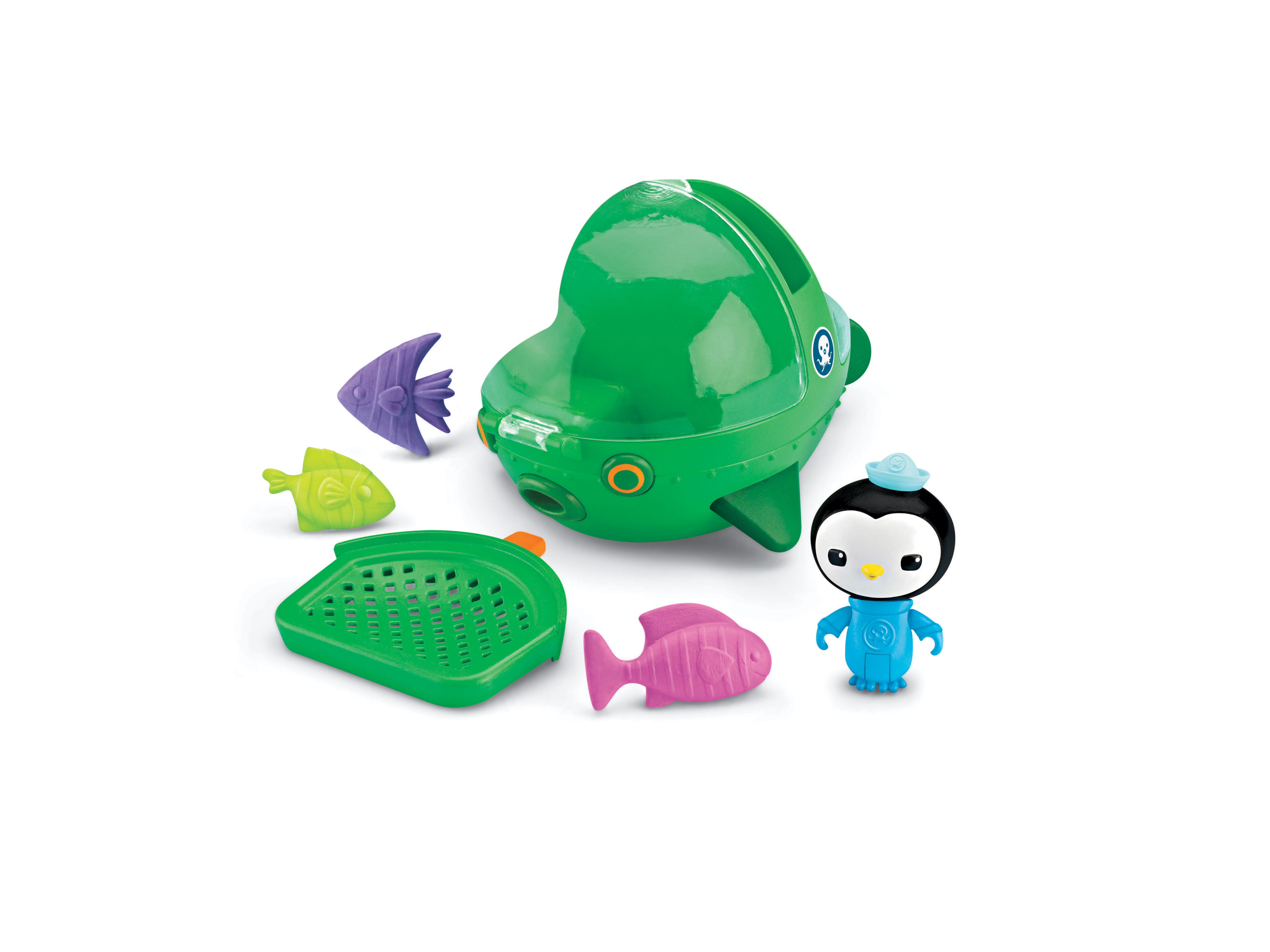 Fisher-Price Octonauts Gup-E and - 1855.0KB