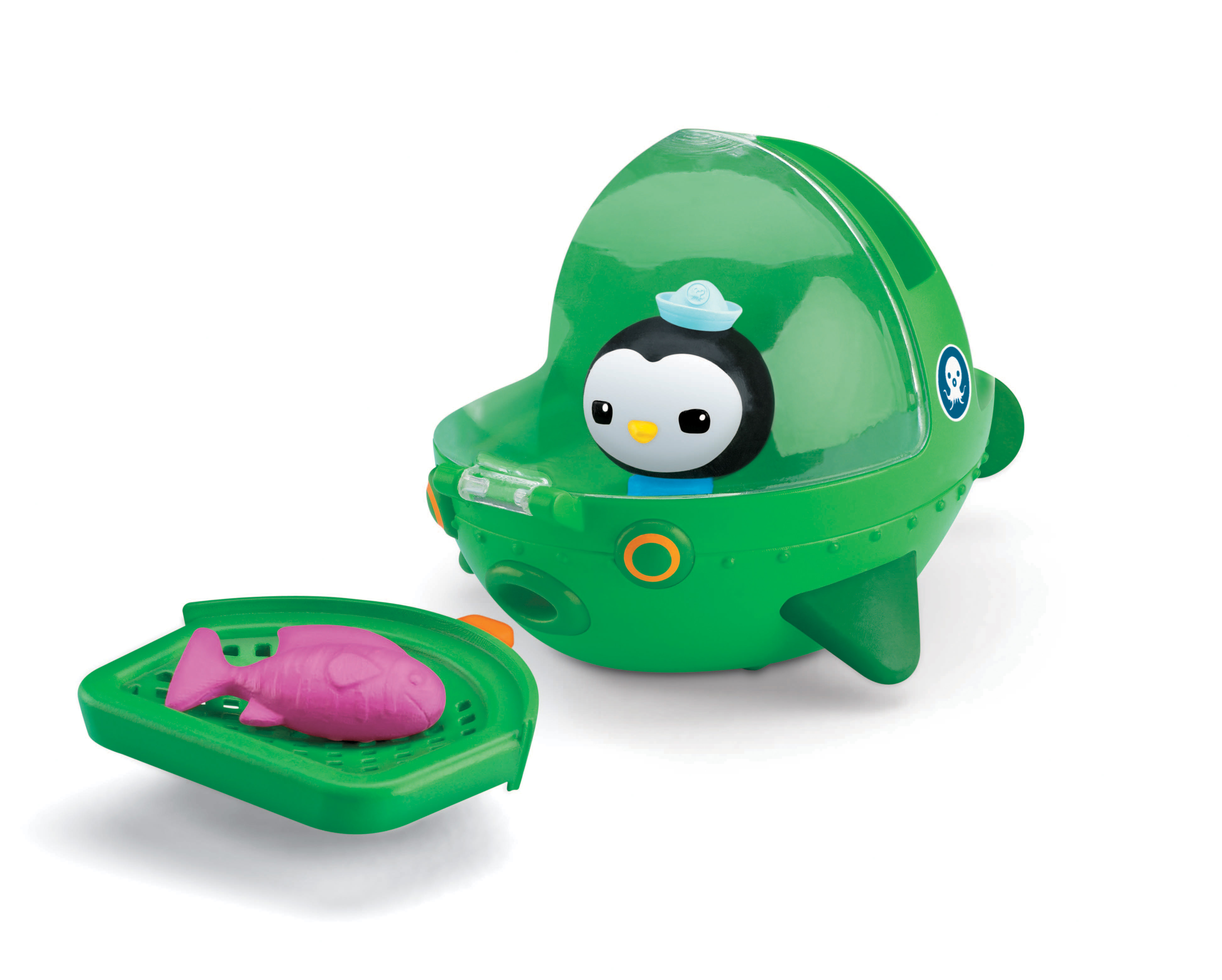 Fisher-Price Octonauts Gup-E and - 1162.0KB