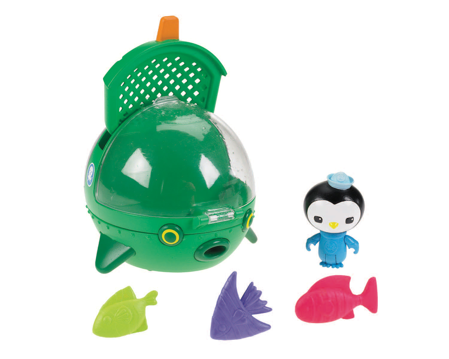 Fisher-Price Octonauts Gup-E and - 345.1KB